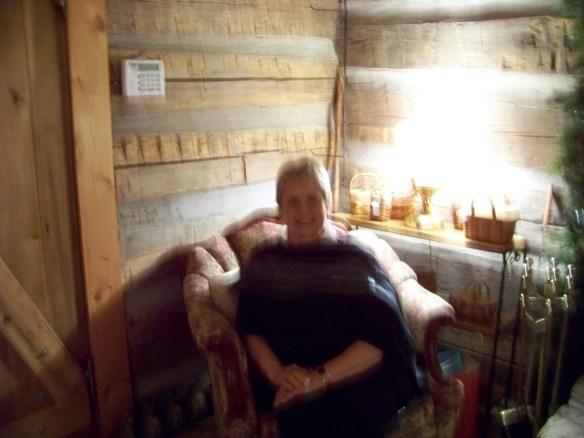 Nicholas Speaks cabin Lola-Margaret Hall.jpg