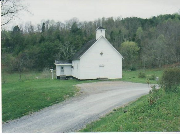 Nicholas Speaks church from cemetery.jpg