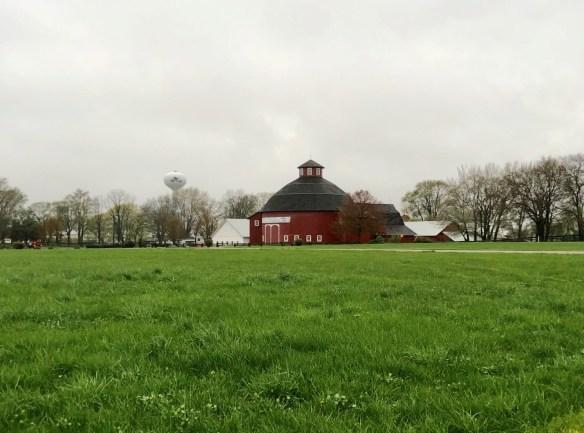 Fervida round barn
