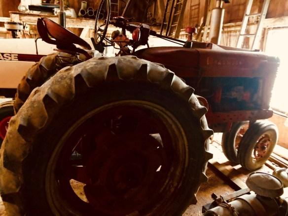 Fervida tractor