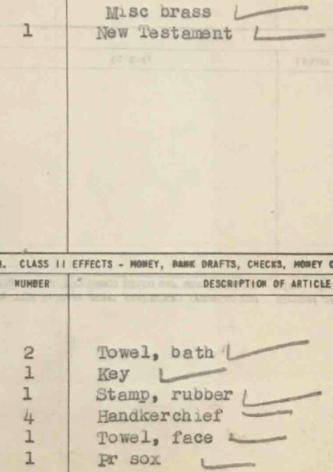 Robert Vernon Estes record 24