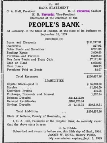 Hiram Ferverda 1924 bank 3.png