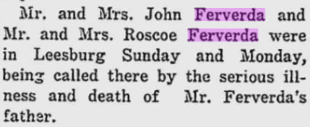 Hiram Ferverda 1925 sons called.png