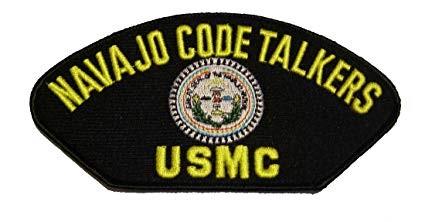 USMC Navajo Code Talker patch