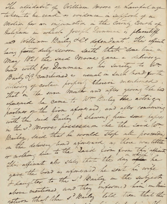 William Moore 1825 affidavit.png