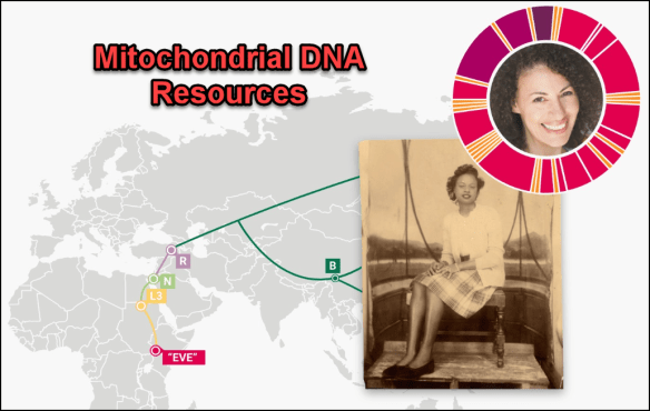Mitochondrial DNA Resources