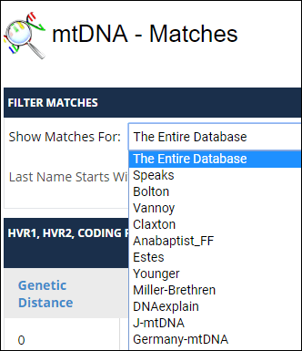 Mitochondrial DNA project matches.png
