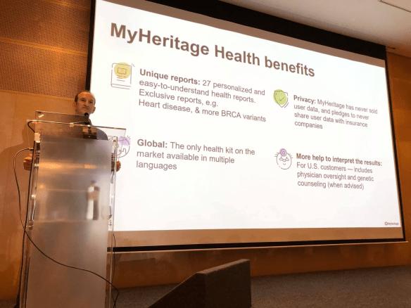MyHeritage Live Health