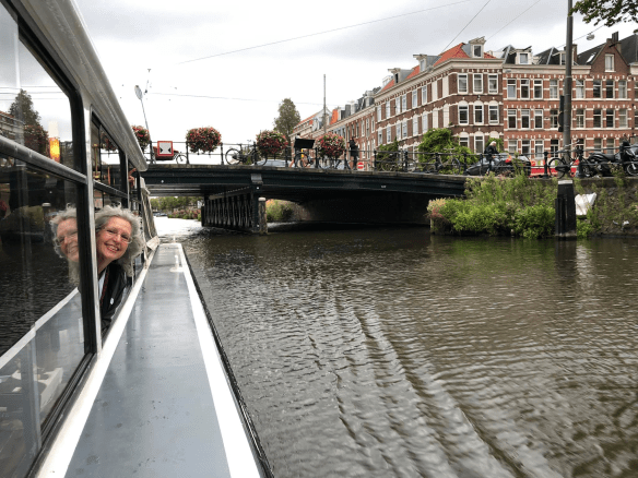 MyHeritage Live canal tour