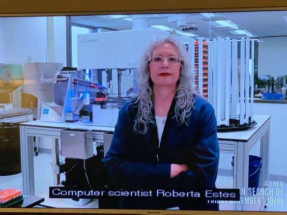 Roberta Estes Computer Scientist