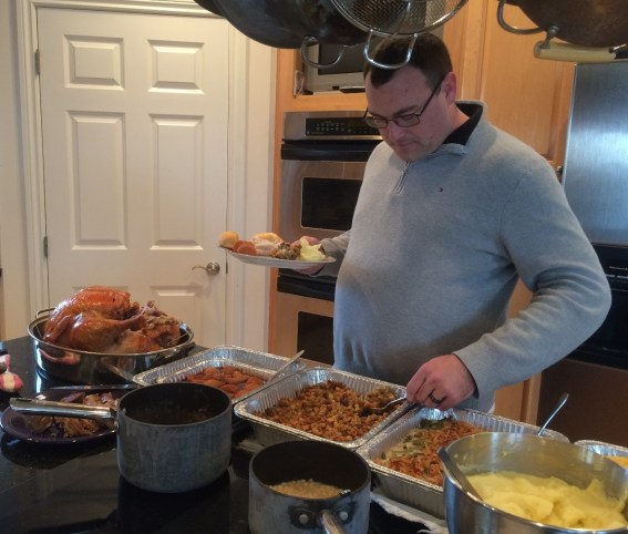 Thanksgiving Tim