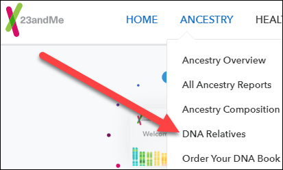 Triangulation 23andMe DNA Relatives.png