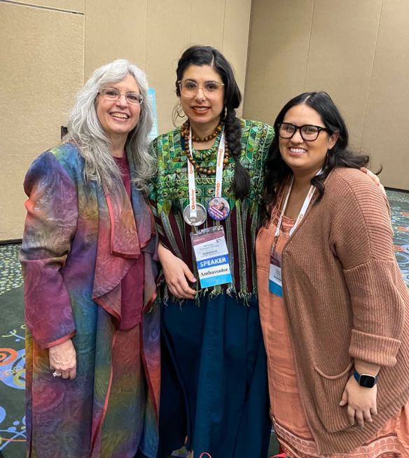 RootsTech 2020 Native women