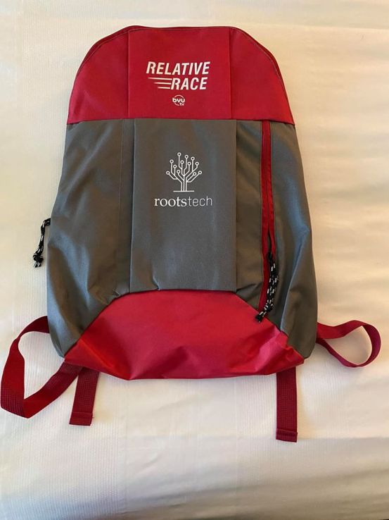 Rootstech 2020 bag