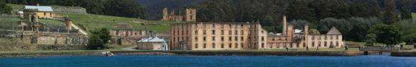 Tasmania Port Arthur pano