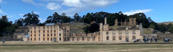 Tasmania Port Arthur ruins.png