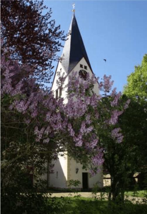 Catharina Baur church yard