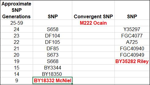 McNiel Big Y convergent