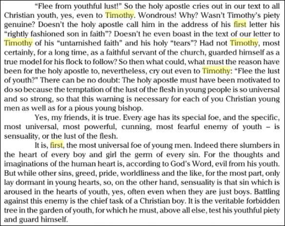 Kirsch 1 Timothy 2