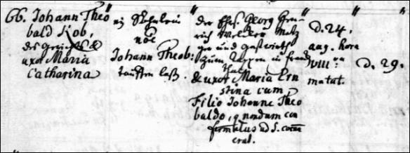 Kirsch Johann Theobald Koob
