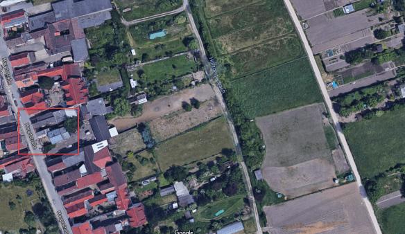 Kirsch home aerial
