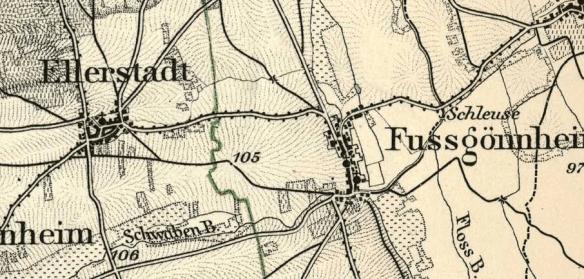 Koob Fussgoenheim Ellerstadt atlas