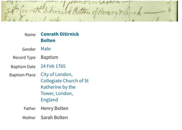 Bolton Conrath