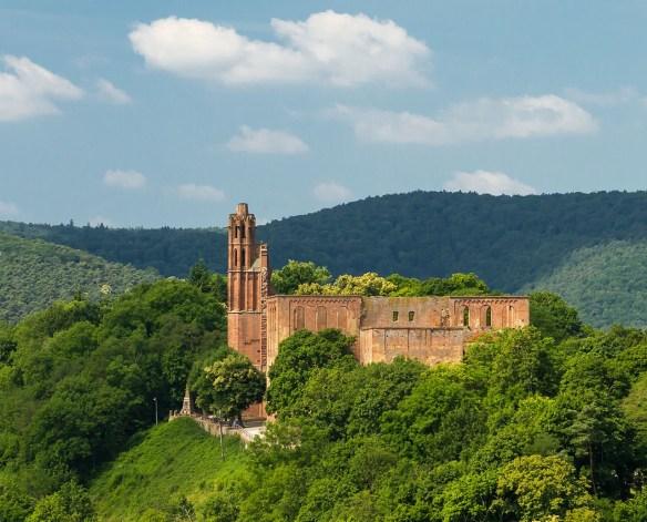 Borstler Limburg abbey
