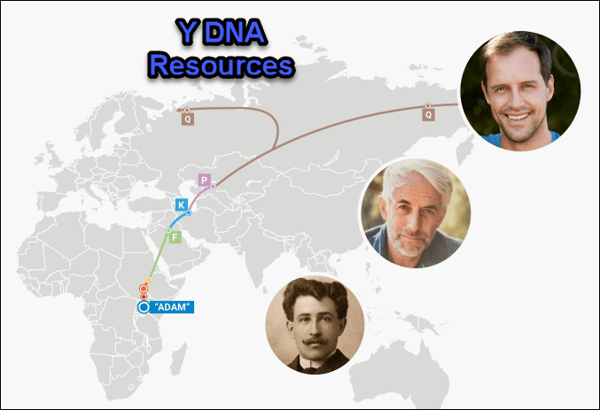 Y DNA Resources and Repository