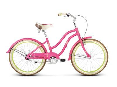 Bicicleta Criança Le Grand Sanibel Jr Rosa 24''
