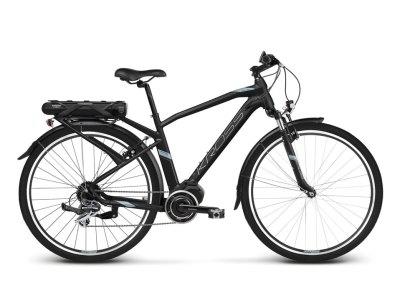 Bicicleta Elétrica Kross Trans Hydrid 2.0 Preto
