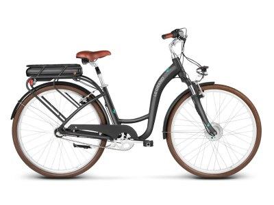 Bicicleta Elétrica Le Grand eLille 1 Grafite
