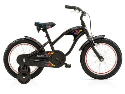 Kid Bike Electra Mini Road Black