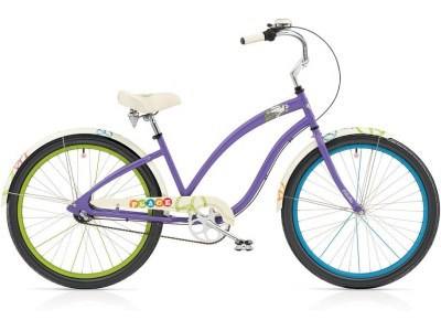 Urban Bike Electra Cruiser Peace 3I Purple