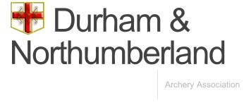 Durham City Archers Wa 18 2019 Durham Northumberland