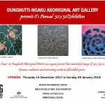 Invitation to our Annual 30 x 30 Exhibition