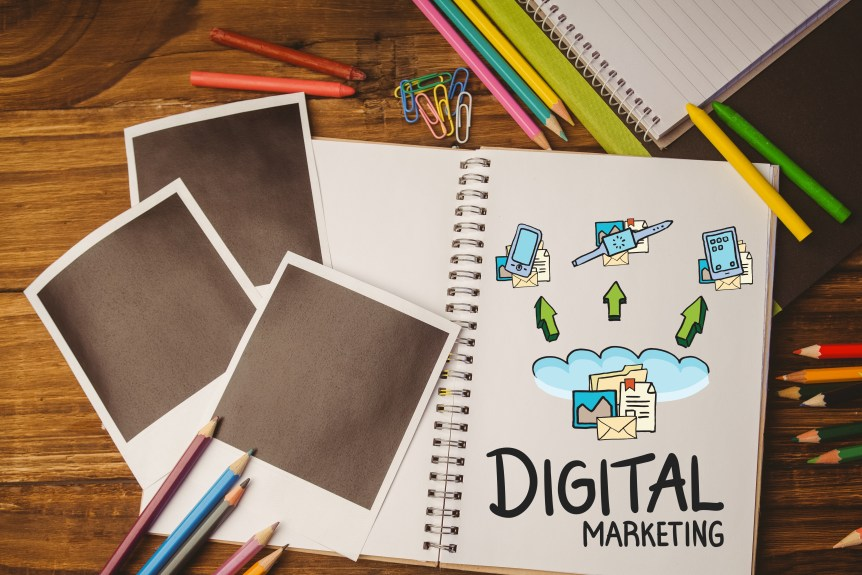 digital marketing desktop