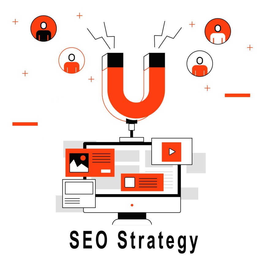 SEO Strategy, Keywords, Organic SEO, SEM