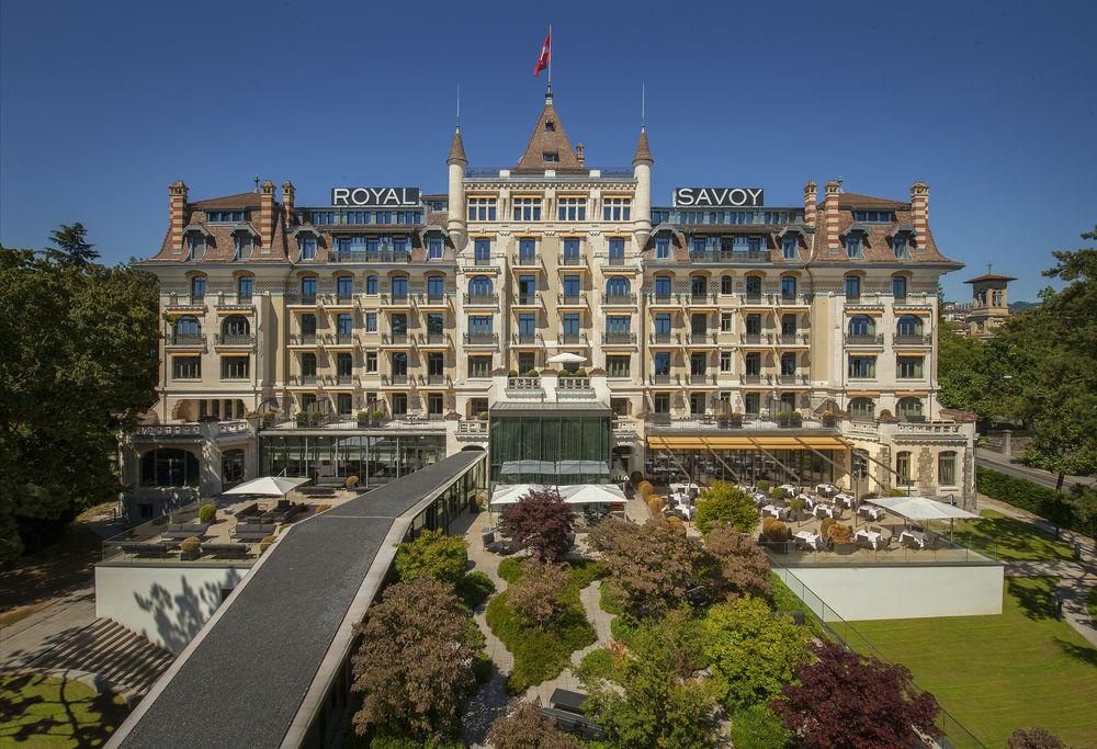 Royal Savoy | Lausanne