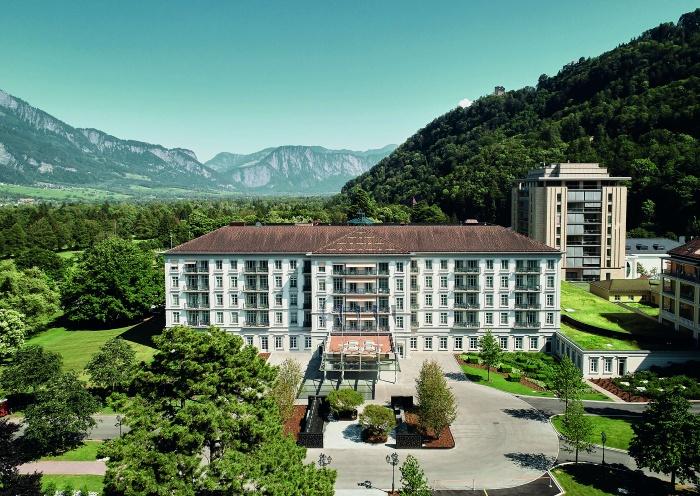 Grand Hotel Quellenhof | Bad Ragaz, Switzerland