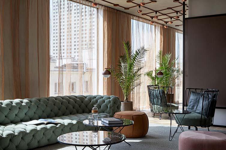 PURO Hotel Warsaw Centrum