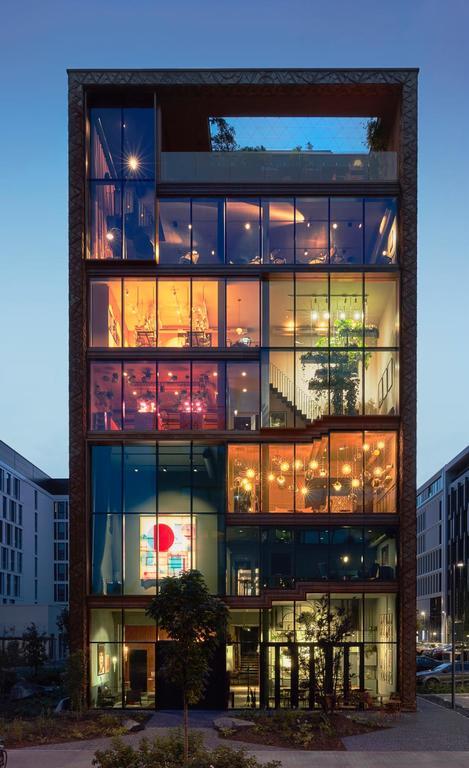 LINDLEY LINDENBERG Hotel Frankfurt