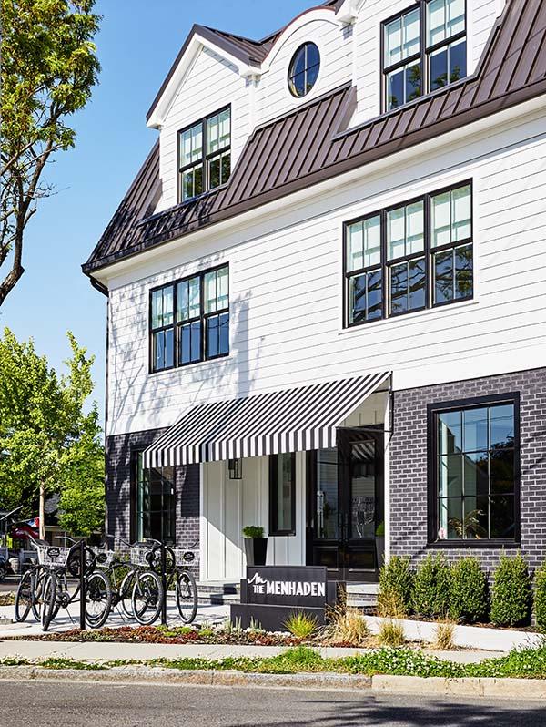 The Menhaden hotel Greenport, Long Island
