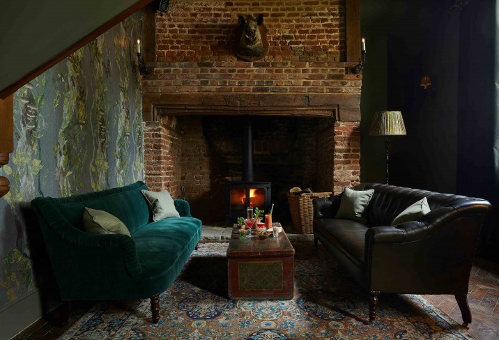 The Pig at Brigeplace Hotel, Kent