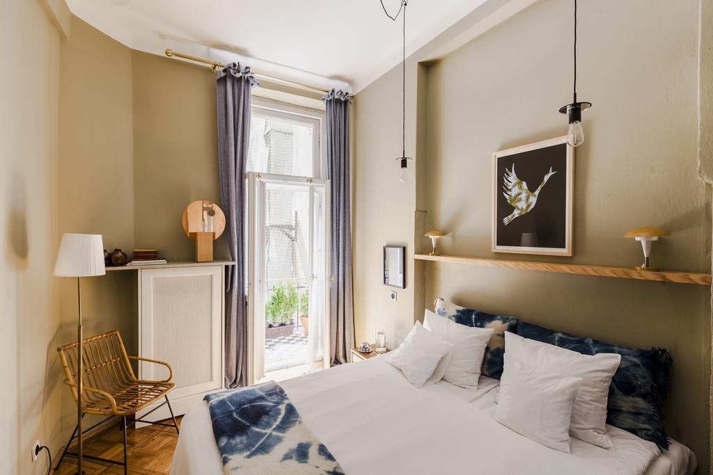 Autor Rooms Warsaw design hotel