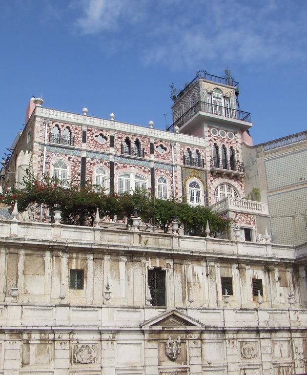 Palacete Chafariz d'el Rei Lisbon