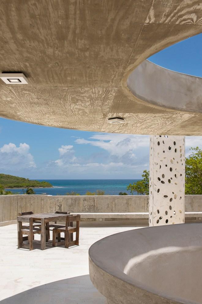El Blok | Vieques, Puerto Rico