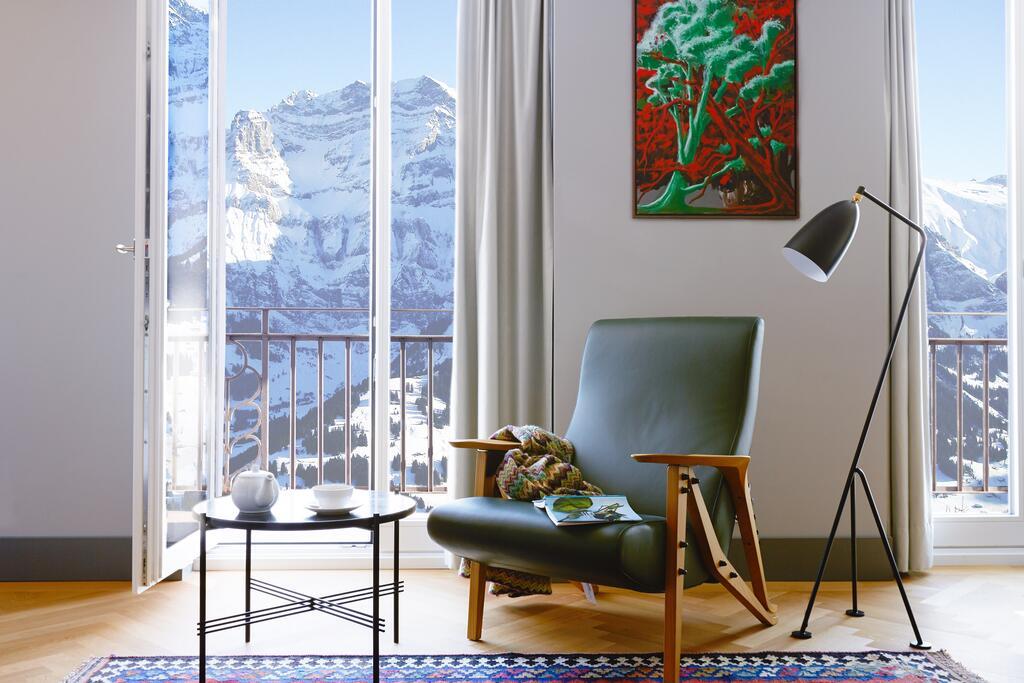 Parkhotel Bellevue | Adelboden, Switzerland