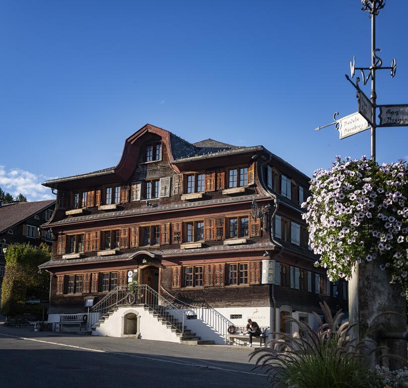 Gasthof Hirschen | Schwarzenberg, Austria
