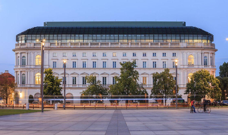 Raffles Europjeski Hotel | Warsaw